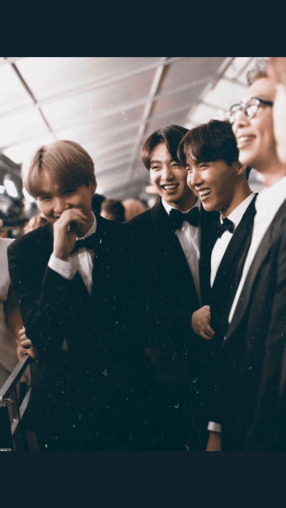 BTS Grammys 2019 My Boys in 2019 BTS Wallpaper 1080x1920