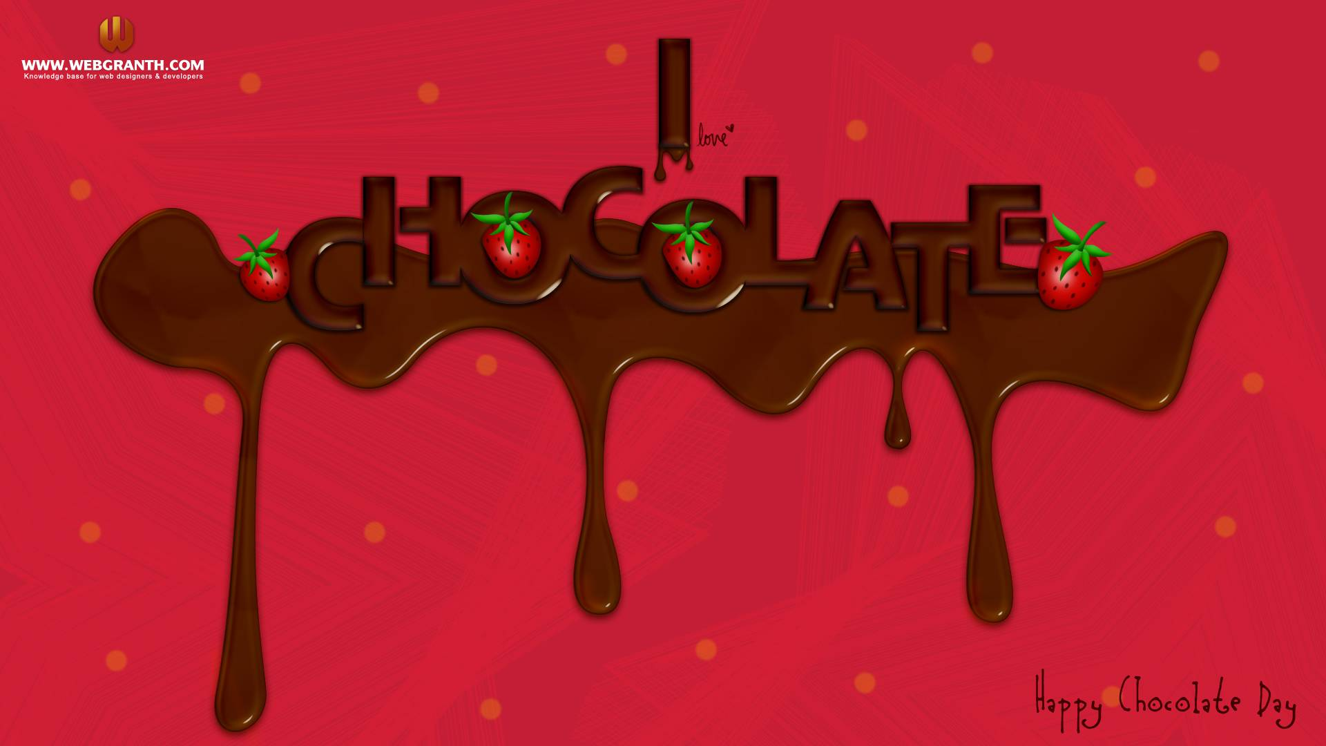 I Love Wallpaper code : I Love chocolate Wallpaper - WallpaperSafari