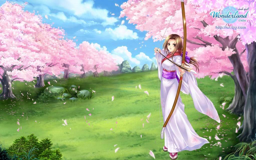 Cherry Blossom Anime Pics   Anime Photo 27505470 1024x640
