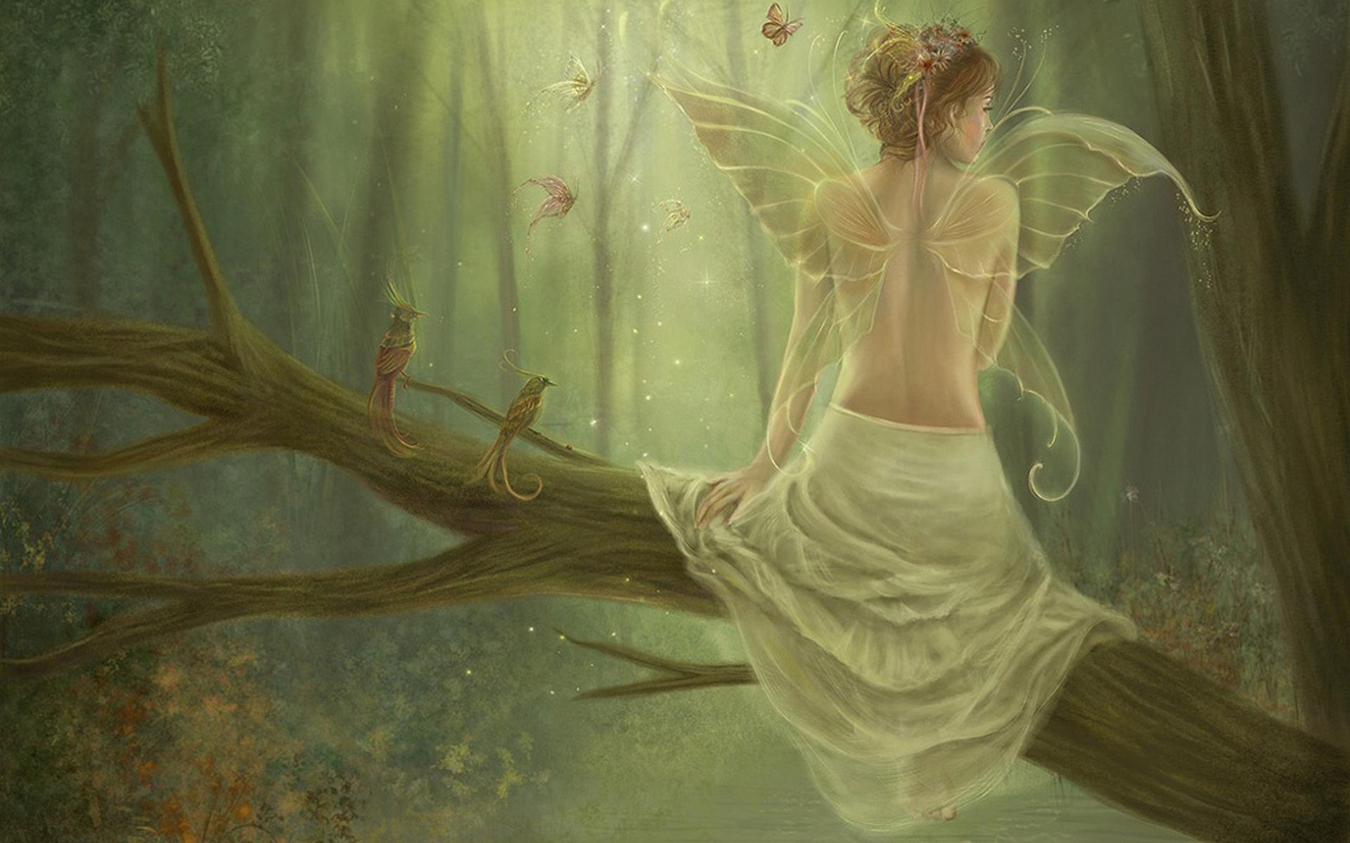 Fantasy Fairy Wallpaper Hd 4 High Resolution Wallpaper Wallpaper 1920x1200