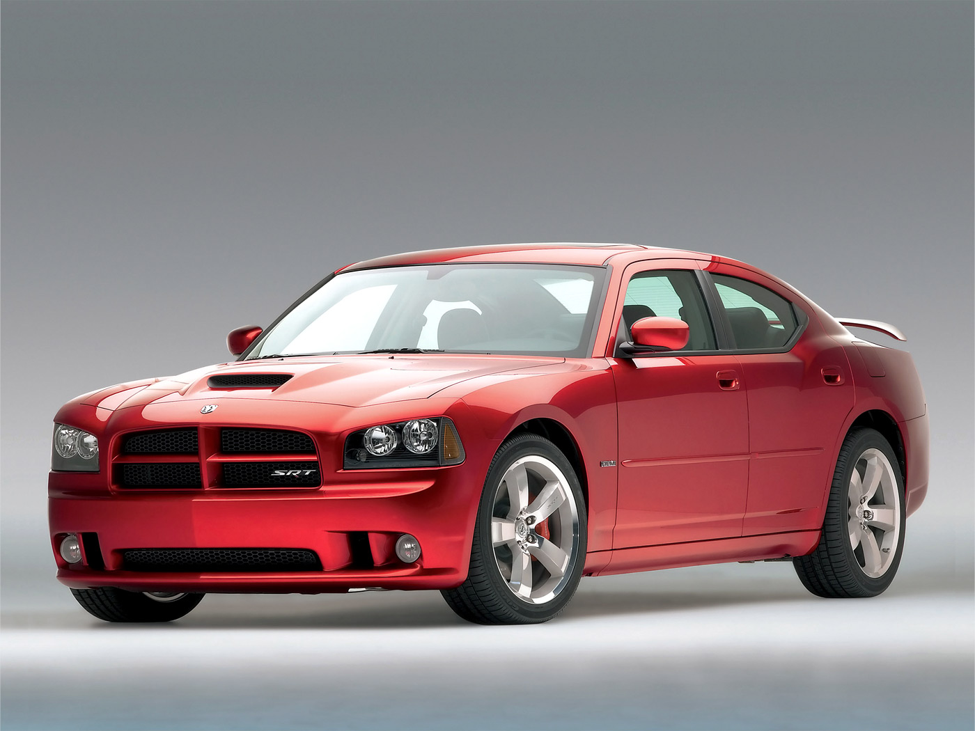 wallpapers Dodge Charger SRT 8 2006 1400x1050