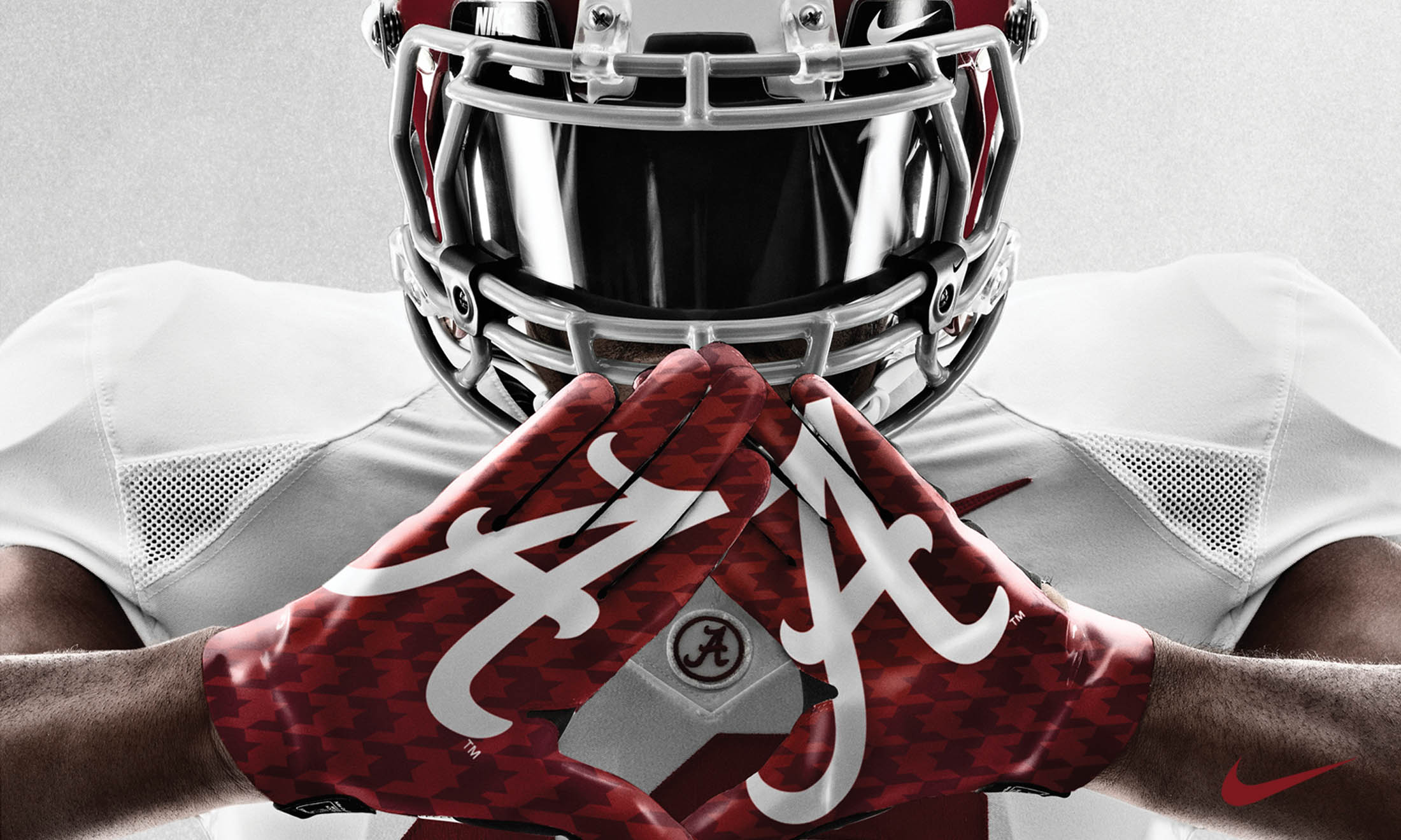 Alabama Crimson Tide Nike Wallpaper Alabama crimson tide nike football 2200x1320