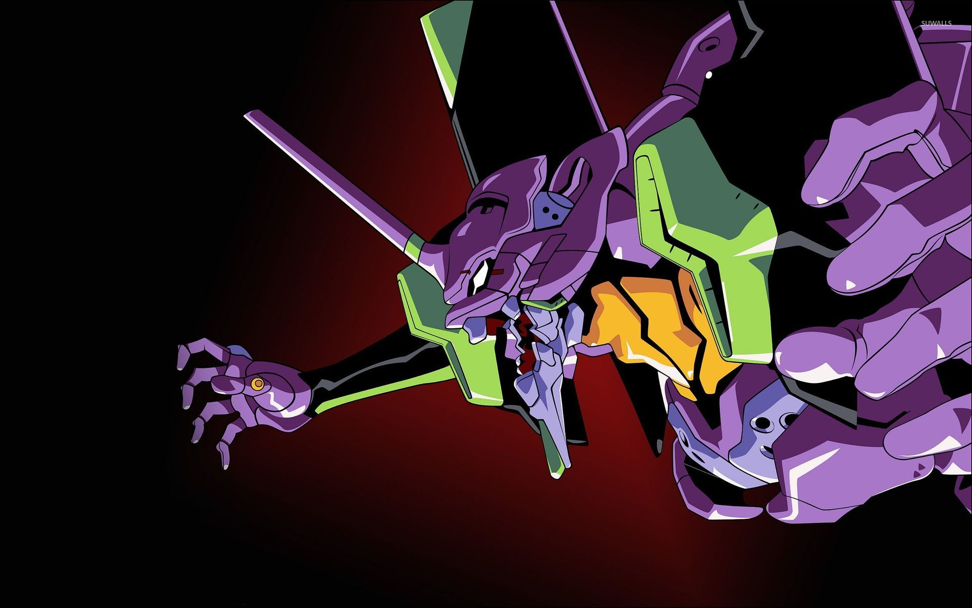 Neon Genesis Evangelion wallpaper   Anime wallpapers   8846 1920x1200