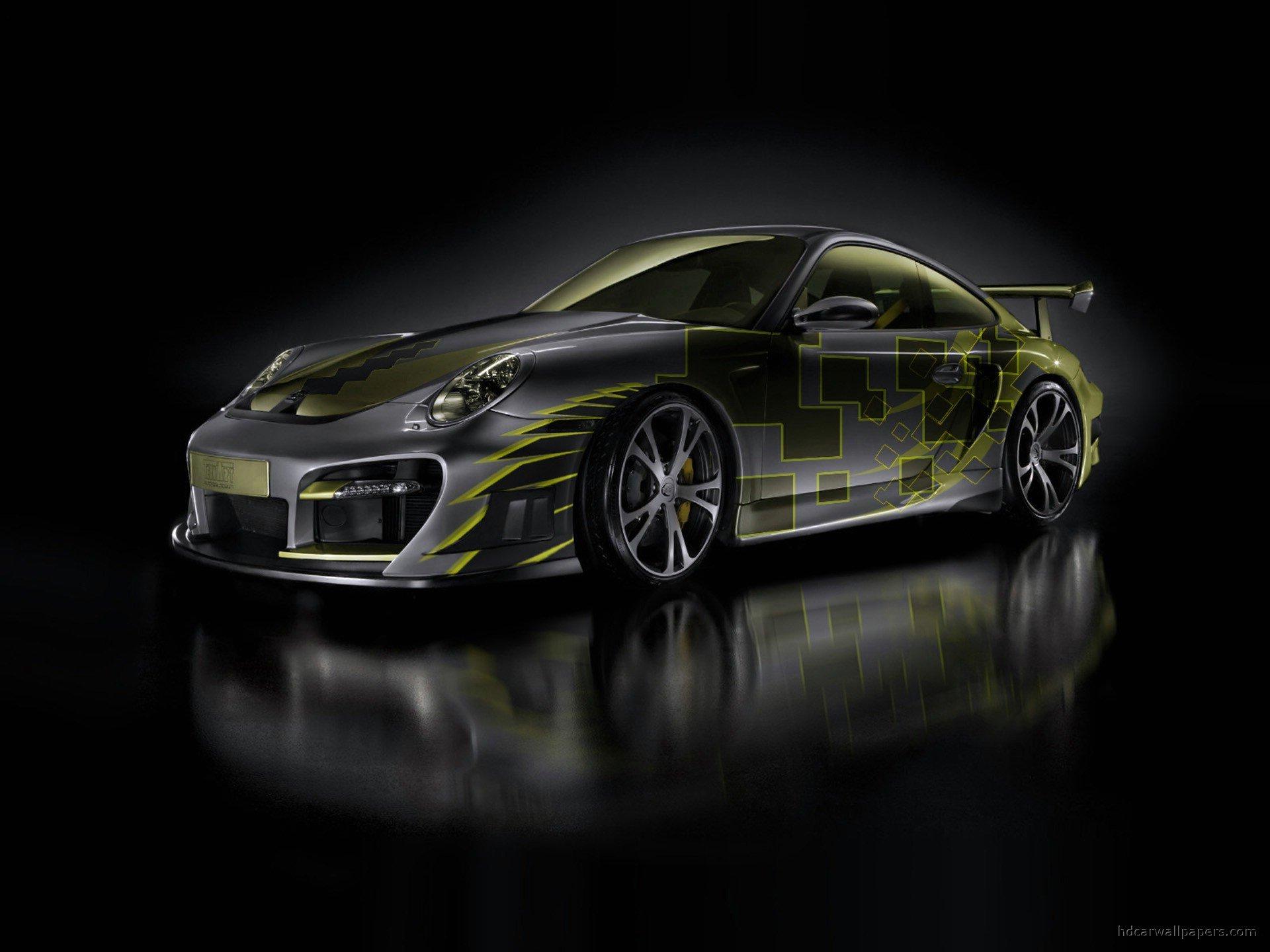 TechArt Porsche 911 Turbo Wallpapers | HD Wallpapers HTML code