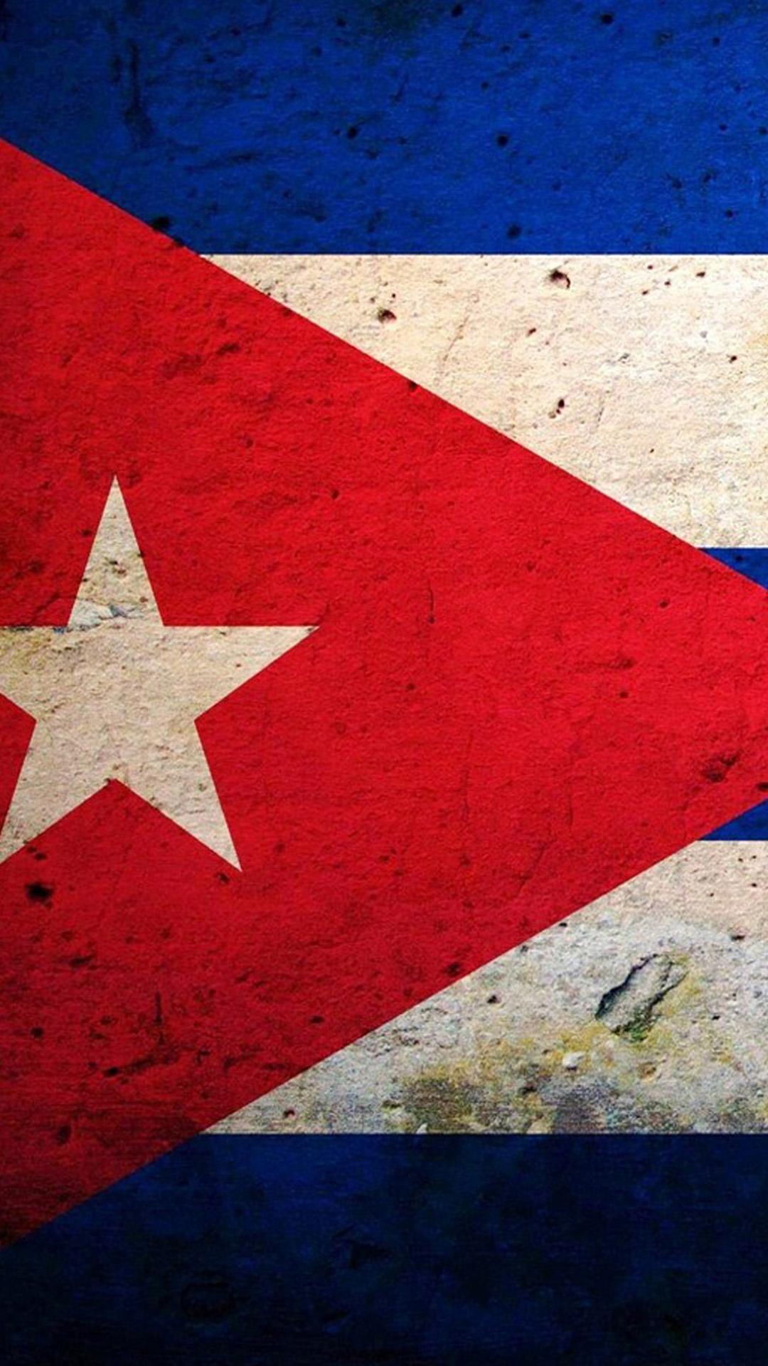 Cuba flag Htc One M8 wallpaper Htc One M8 Wallpaper 1080x1920