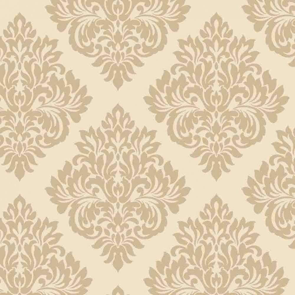 Wallpaper Cream Gold DL40213   Decorline from I love wallpaper UK 1000x1000