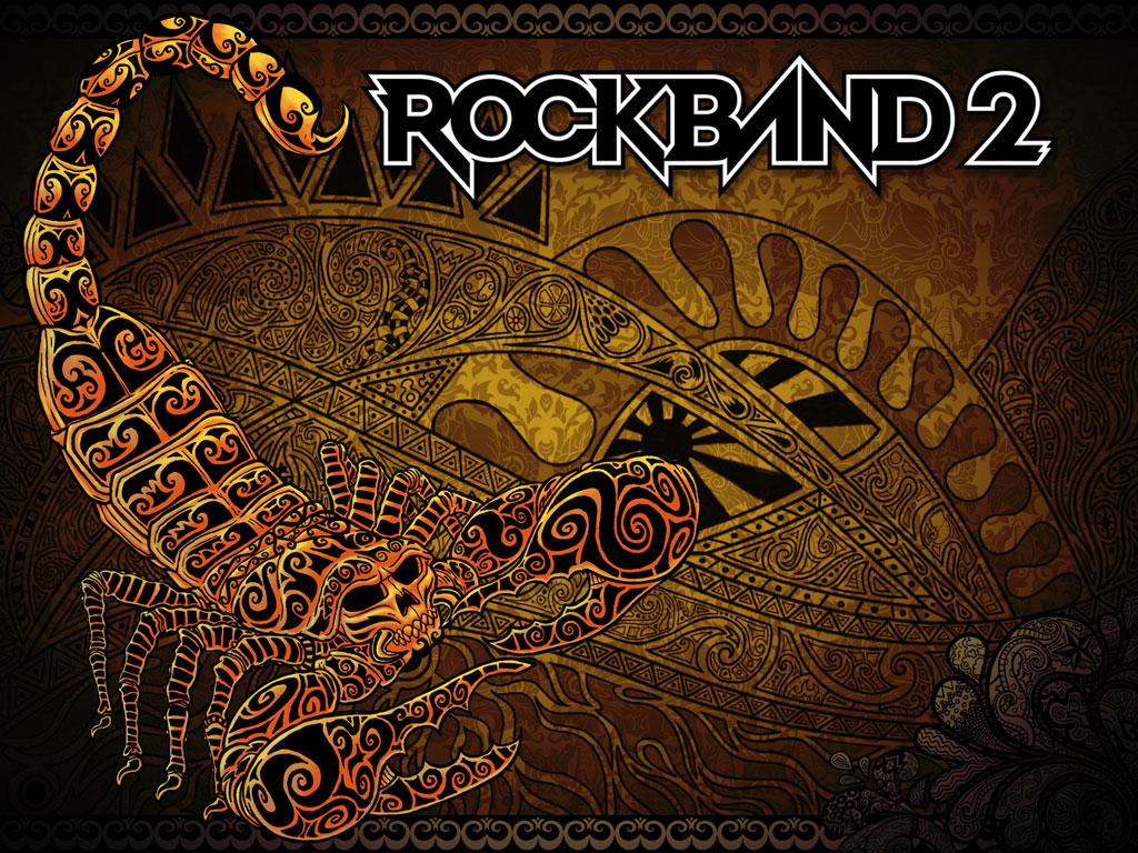 Home Wallpaper Rock Band 2 Rock Band 2