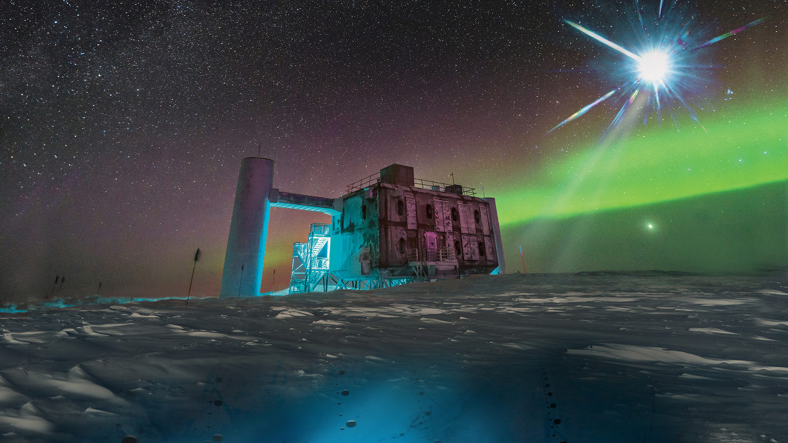 Scientists trace high energy cosmic neutrino to its birthplace 1600x900