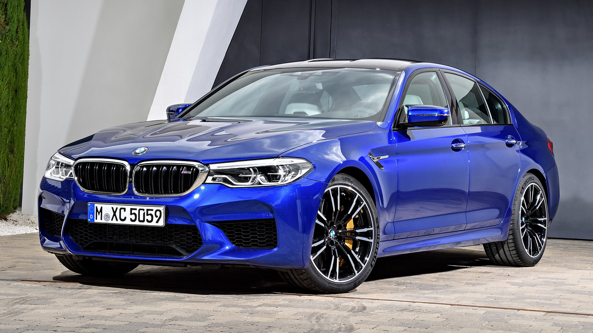 2018 BMW M5   Wallpapers and HD Images Car Pixel 1920x1080