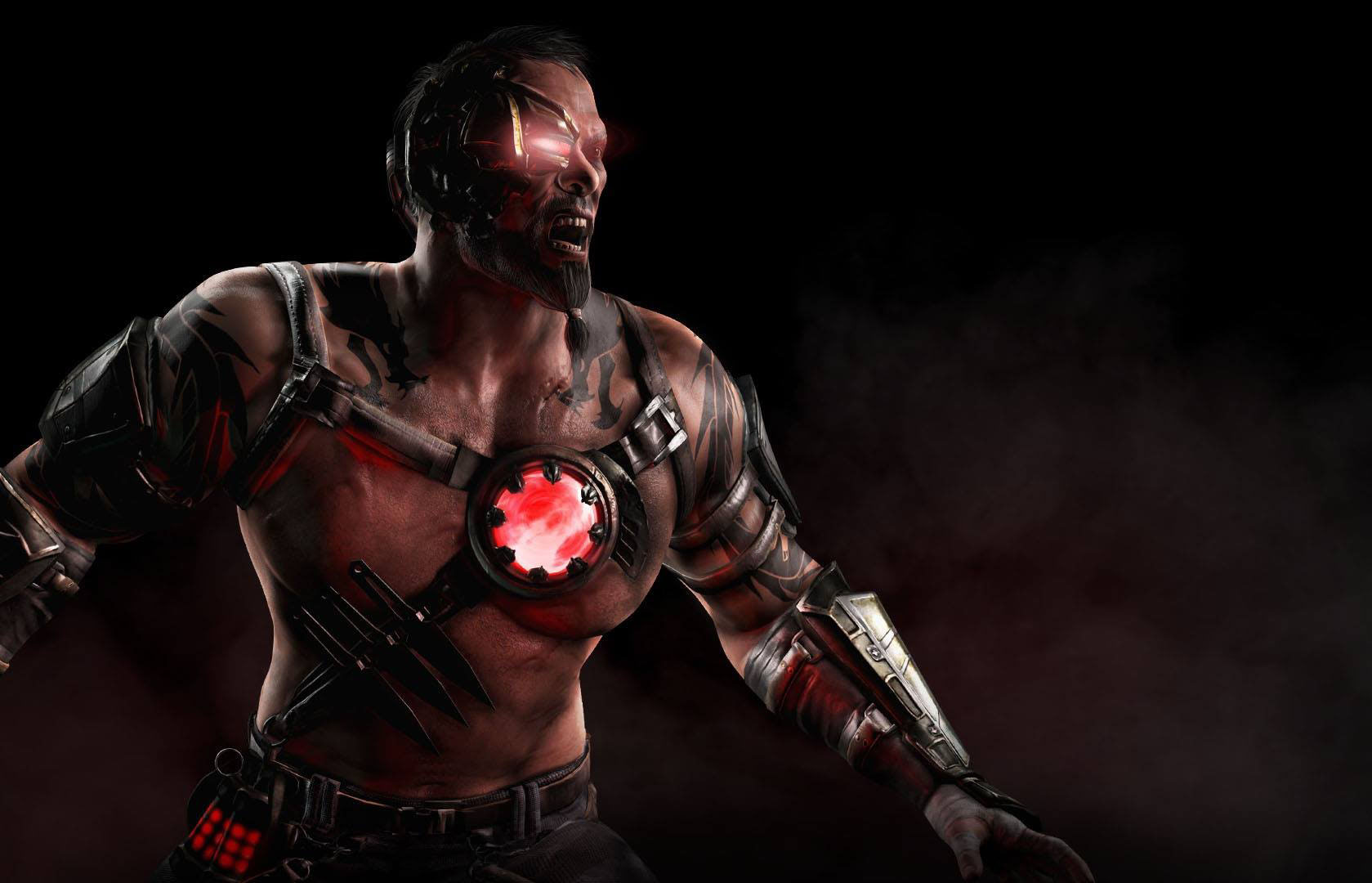 Mortal Kombat X Official Game Art Character Illustrations Fan 1679x1080