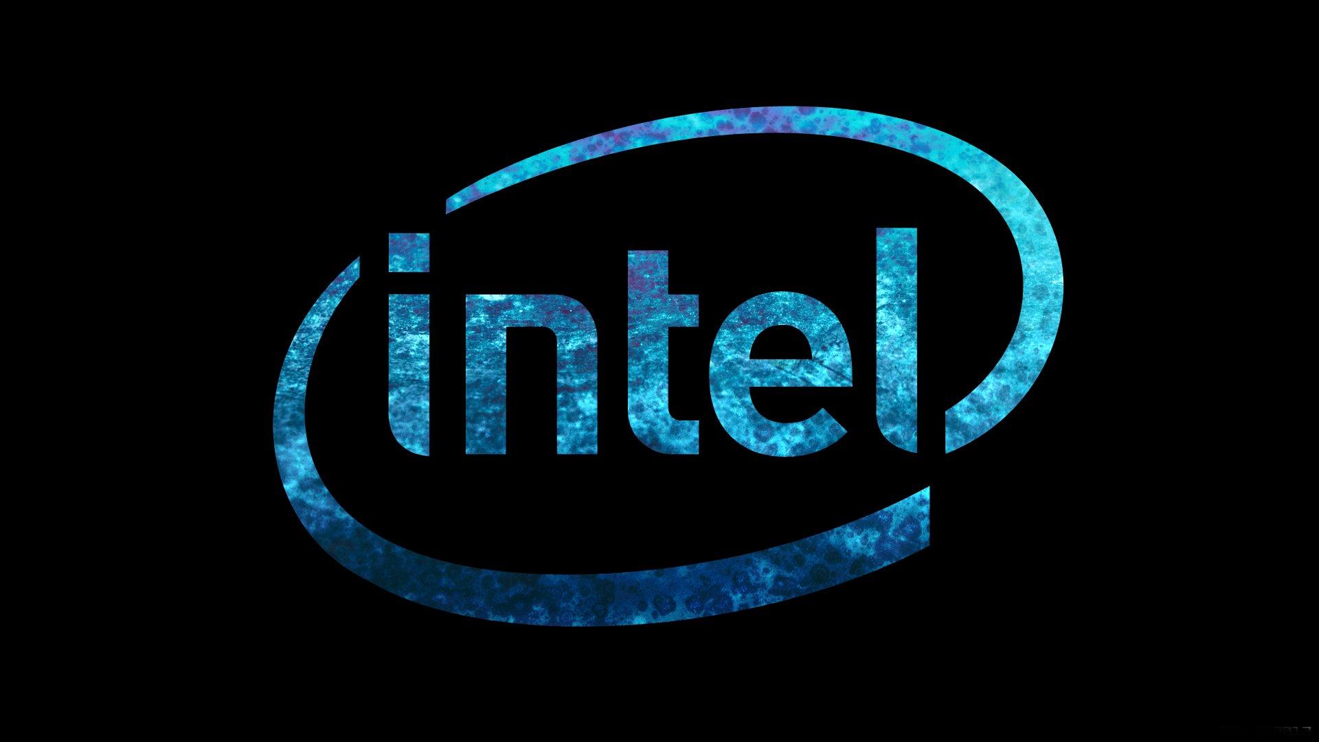 Intel Logo 1920x1080