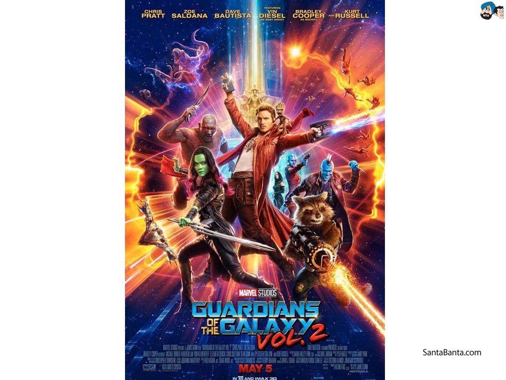 Free Download Guardians Of The Galaxy Vol 2 Movie Wallpaper 1