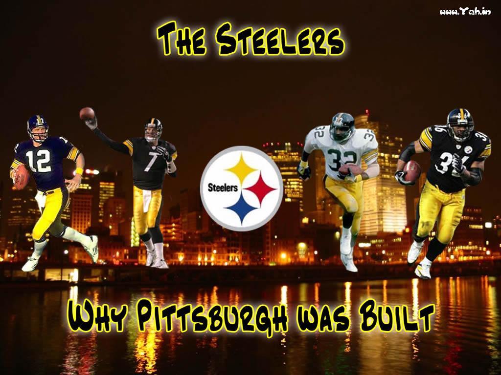 Steelers Christmas Wallpaper - WallpaperSafari