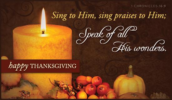 Sing Praise   Ecard 550x320