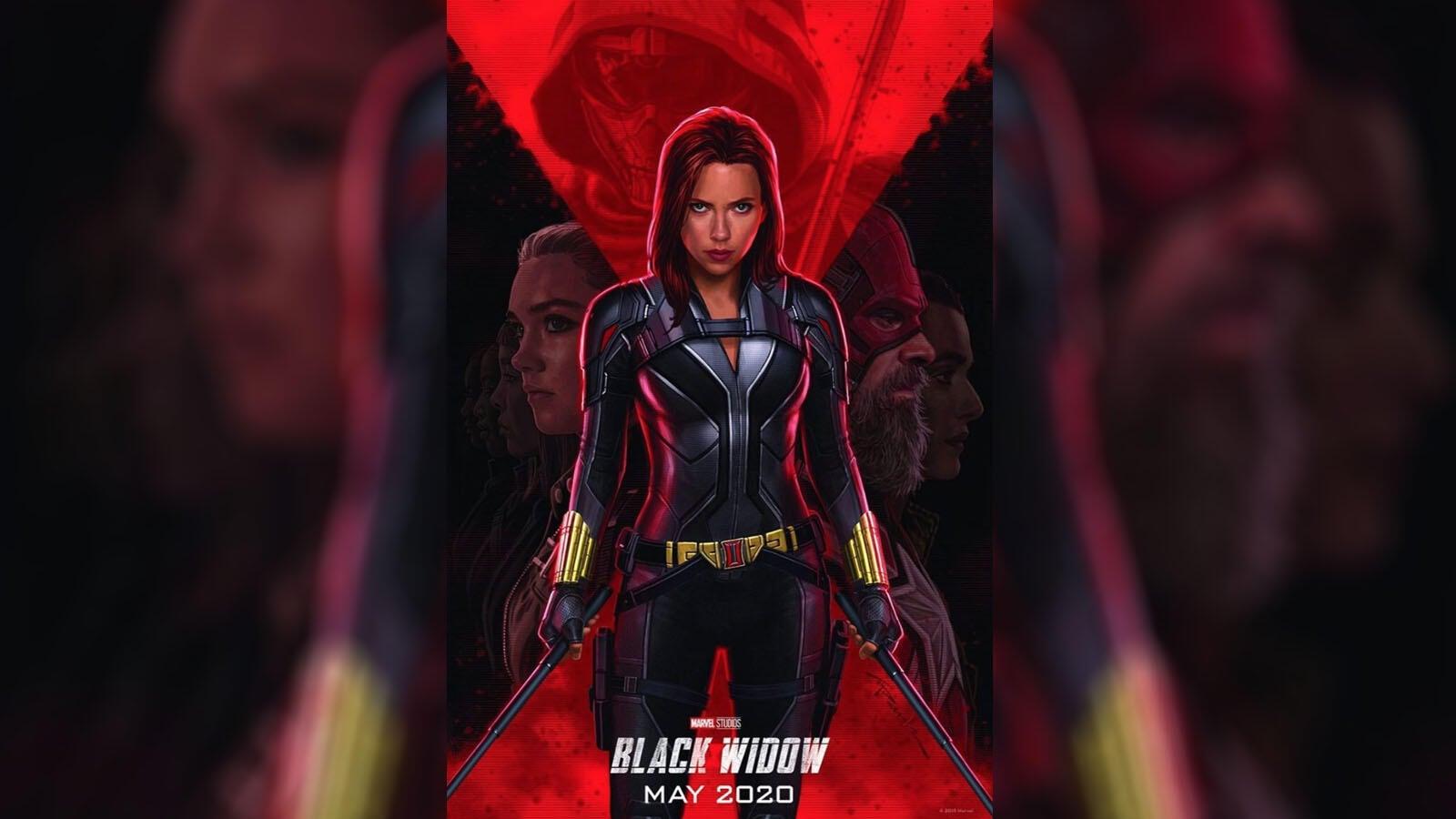 Scarlett Johanssons Black Widow Teaser Trailer Released Al Bawaba 1600x900