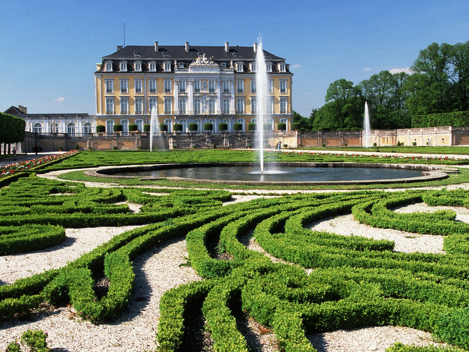 Augustusburg Castle Germany Wallpapers HD Wallpapers 1600x1200
