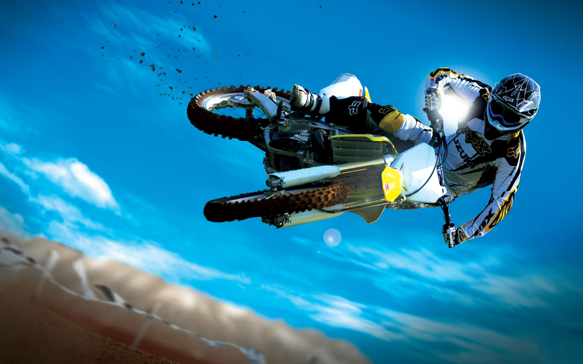 Amazing Motocross Bike Stunt Wallpapers HD Wallpapers 1920x1200