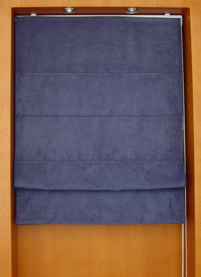 100 polyester fabric roman shades for windows with aluminum headrail 800x1100