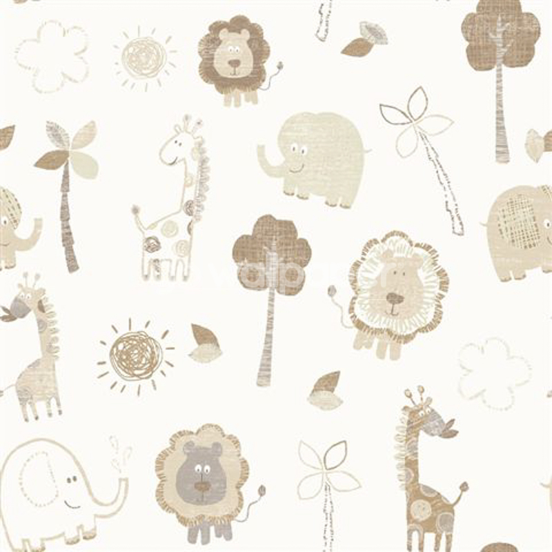 Nursery Wallpaper  WallpaperSafari