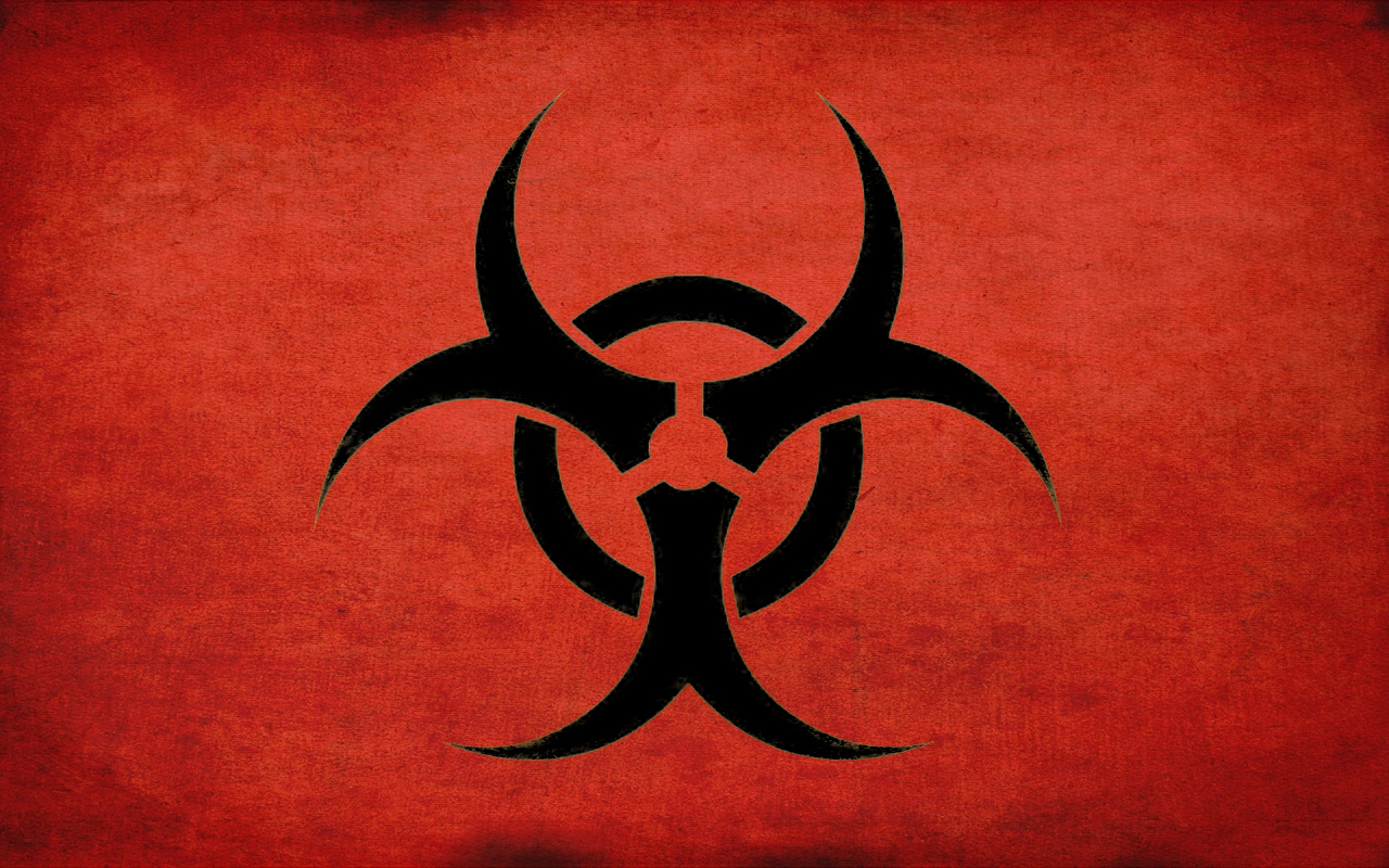 cool biohazard symbols Car Pictures 1280x800