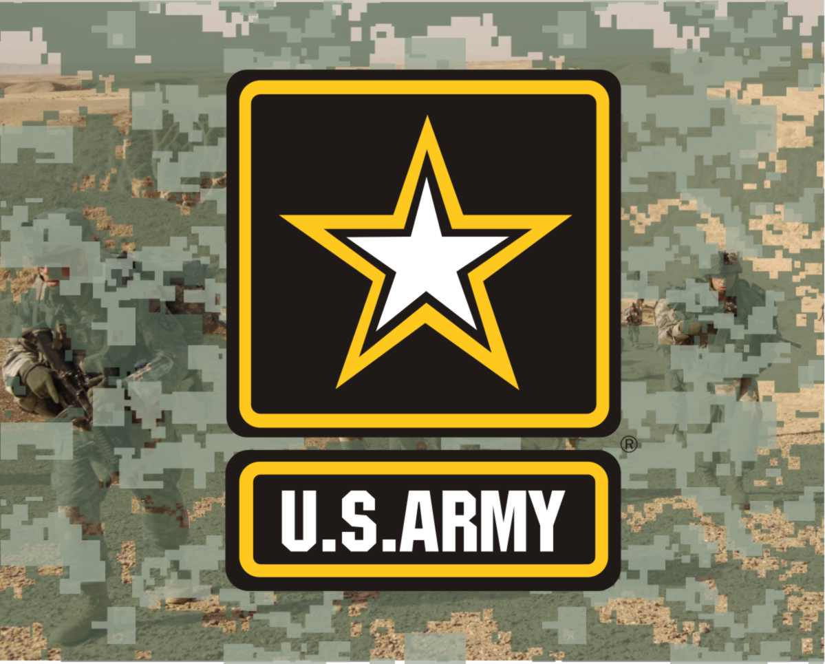 Us Army Logo Hd Wallpaper Background Wallpaper Gallery 1199x965