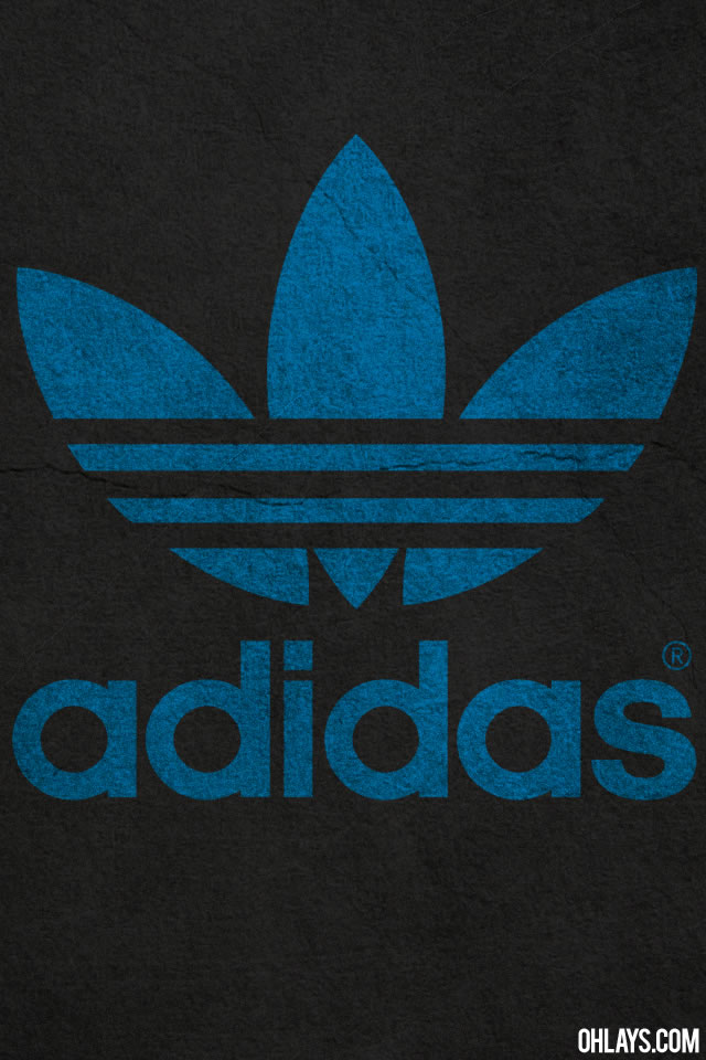 Adidas iPhone Wallpaper 5461 ohLays 640x960