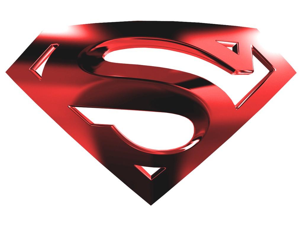 Logo amp Logo Wallpaper Collection SUPERMAN LOGO WALLPAPER 1024x768