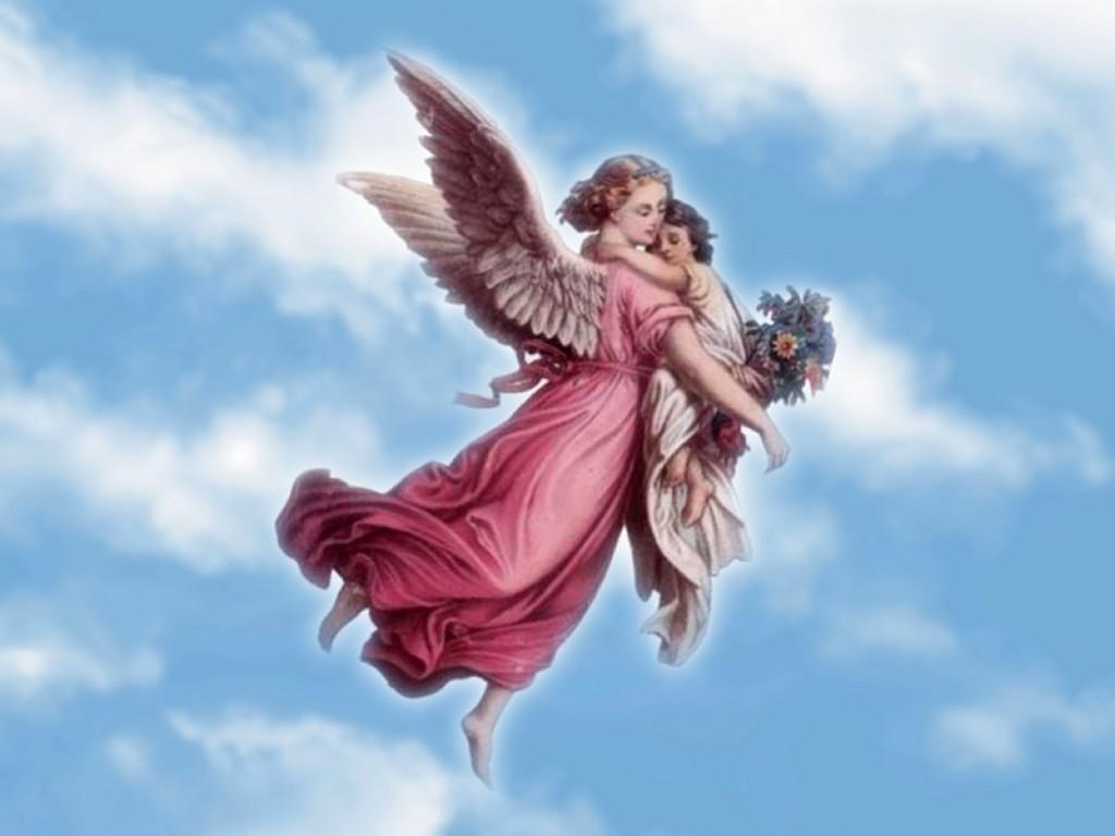 My Wallpapers   Fantasy Wallpaper Angels 1024x768