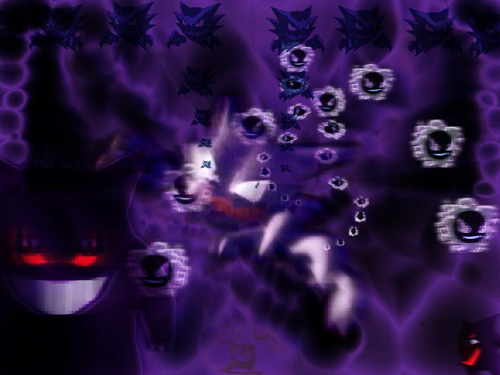 Name Ghost Pokemon Ho Down 1024x768