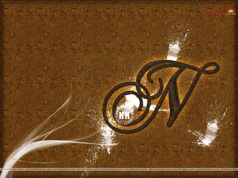 N Alphabet Wallpaper Hd Letter N Wallpaper - W...