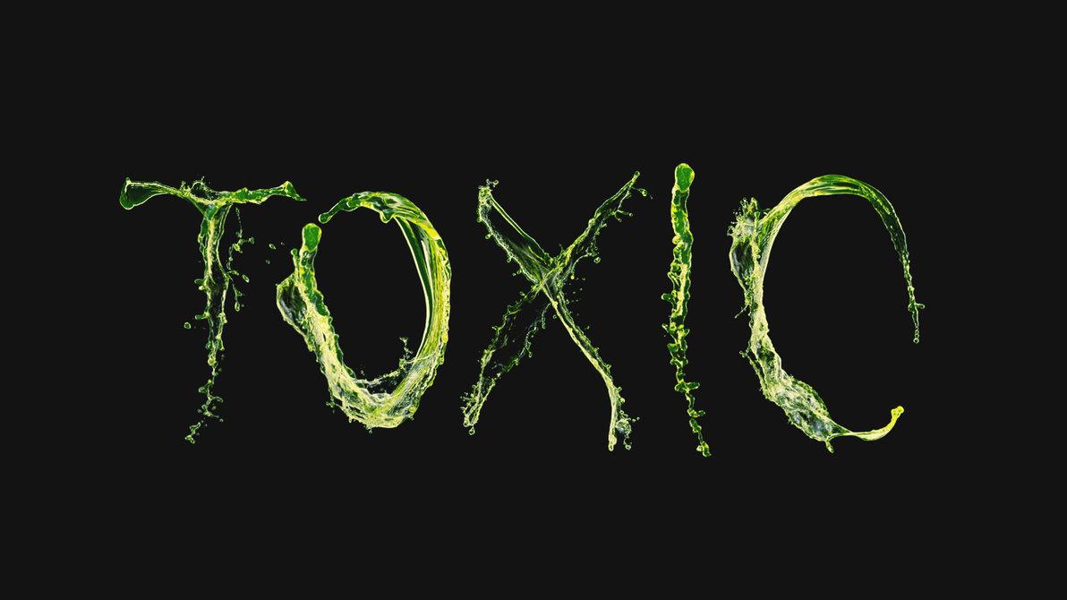 [72+] Toxic Wallpaper on WallpaperSafari