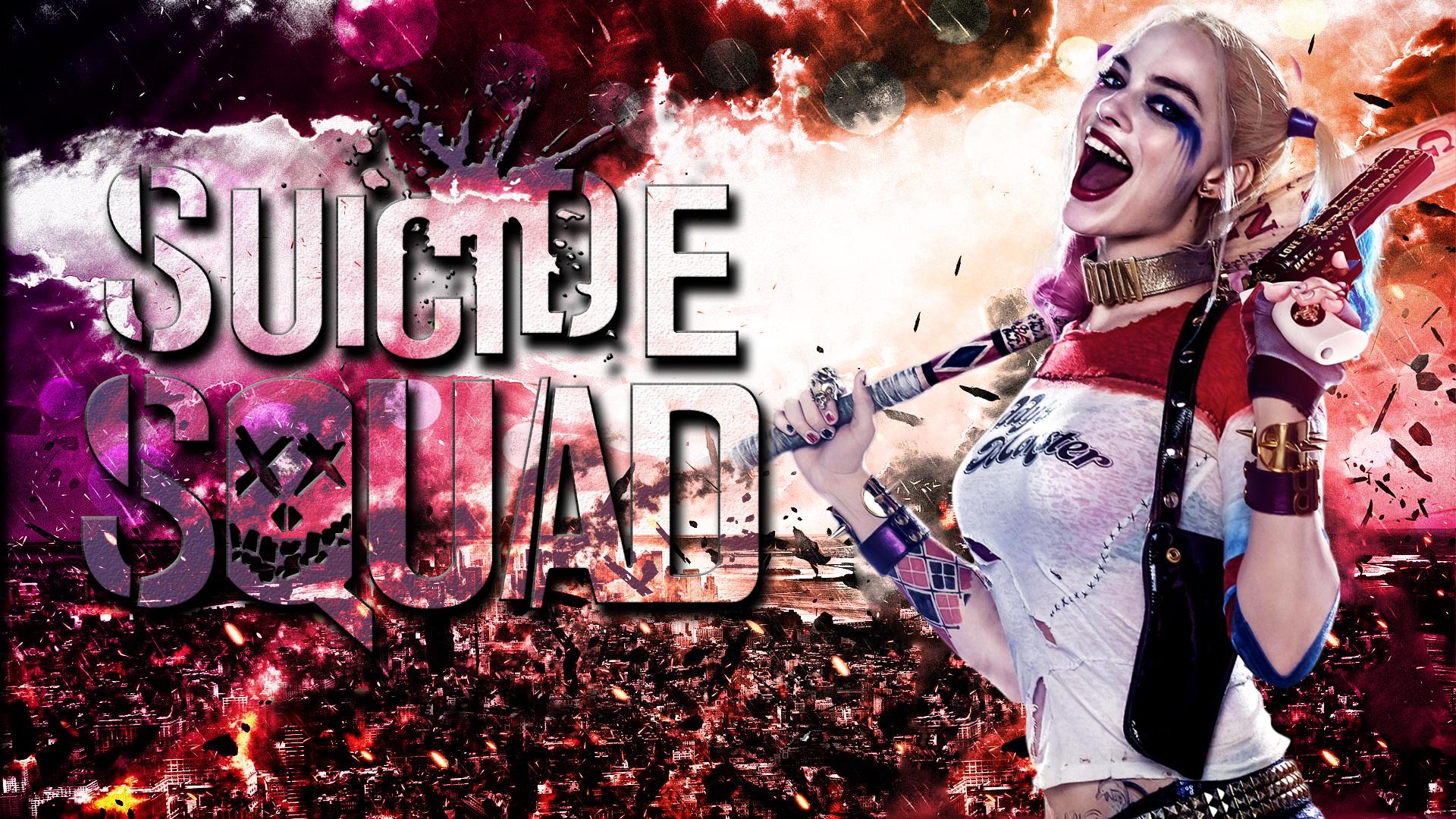 Suicide Squad Harley Quinn Wallpaper Wallpapersafari