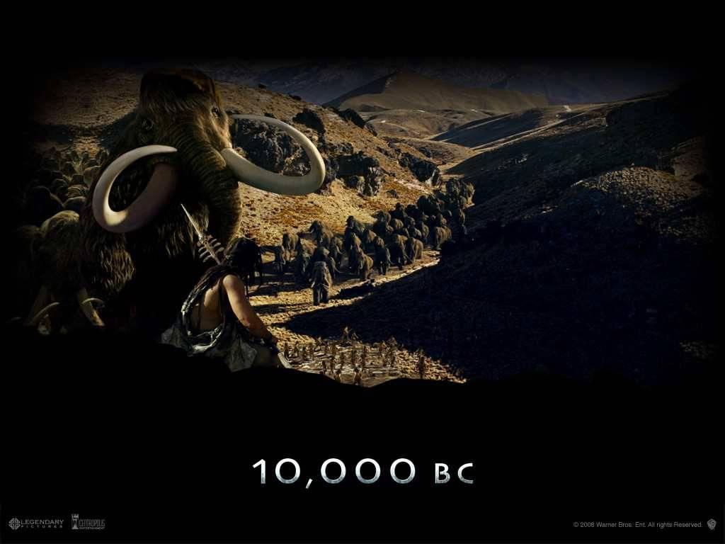 10000 BC Movie Screens Wallpaper   Fantasy Movies Wallpaper 1024x768