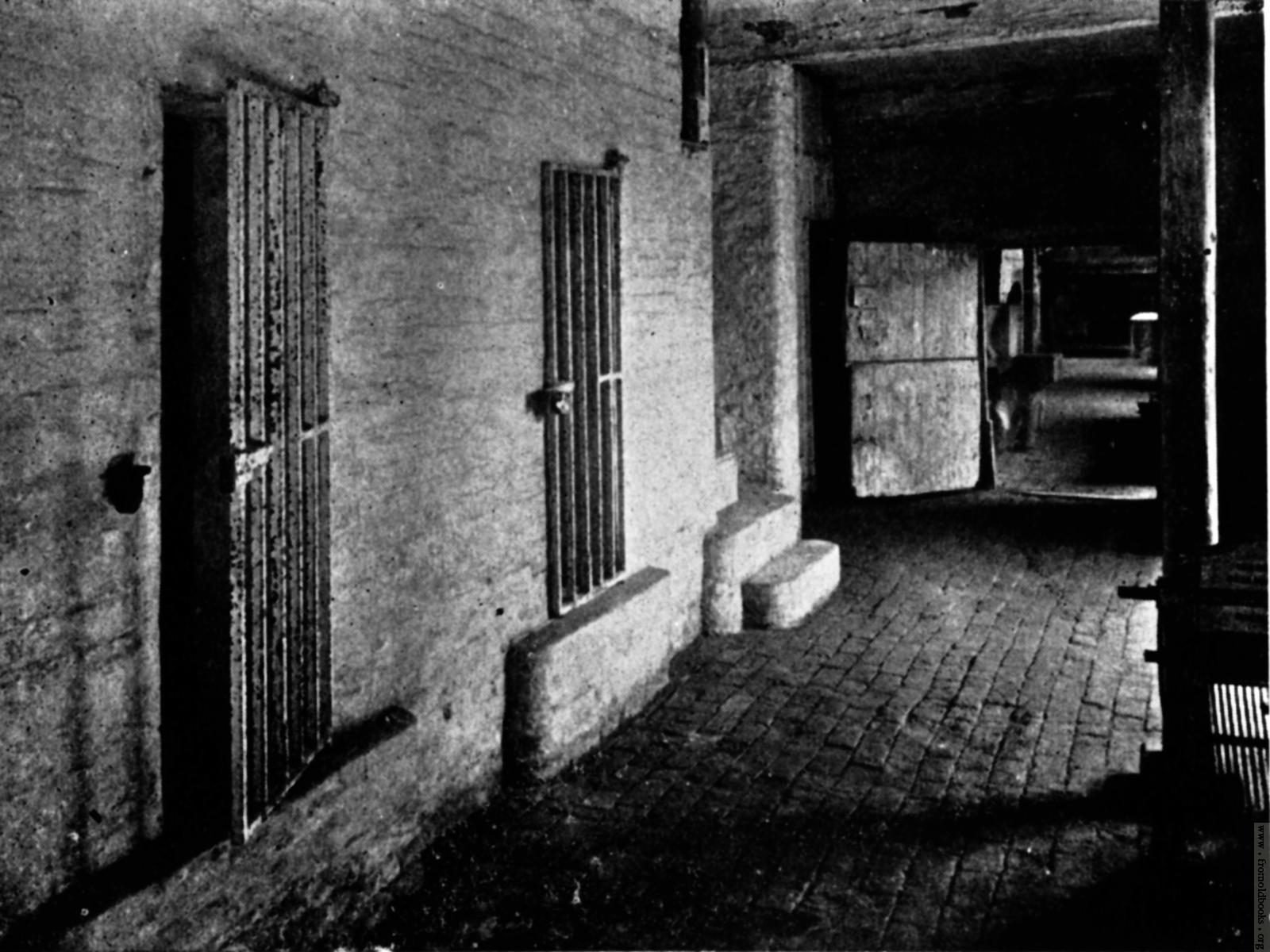 Prison Cells wallpaper version details 1600x1200