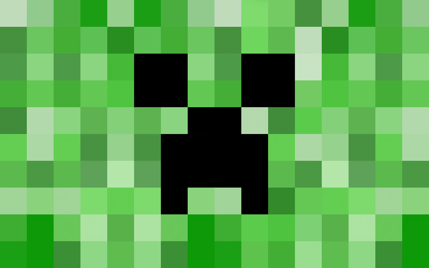 Minecraft Creeper Wallpaper Minecraft Skins 1440x900