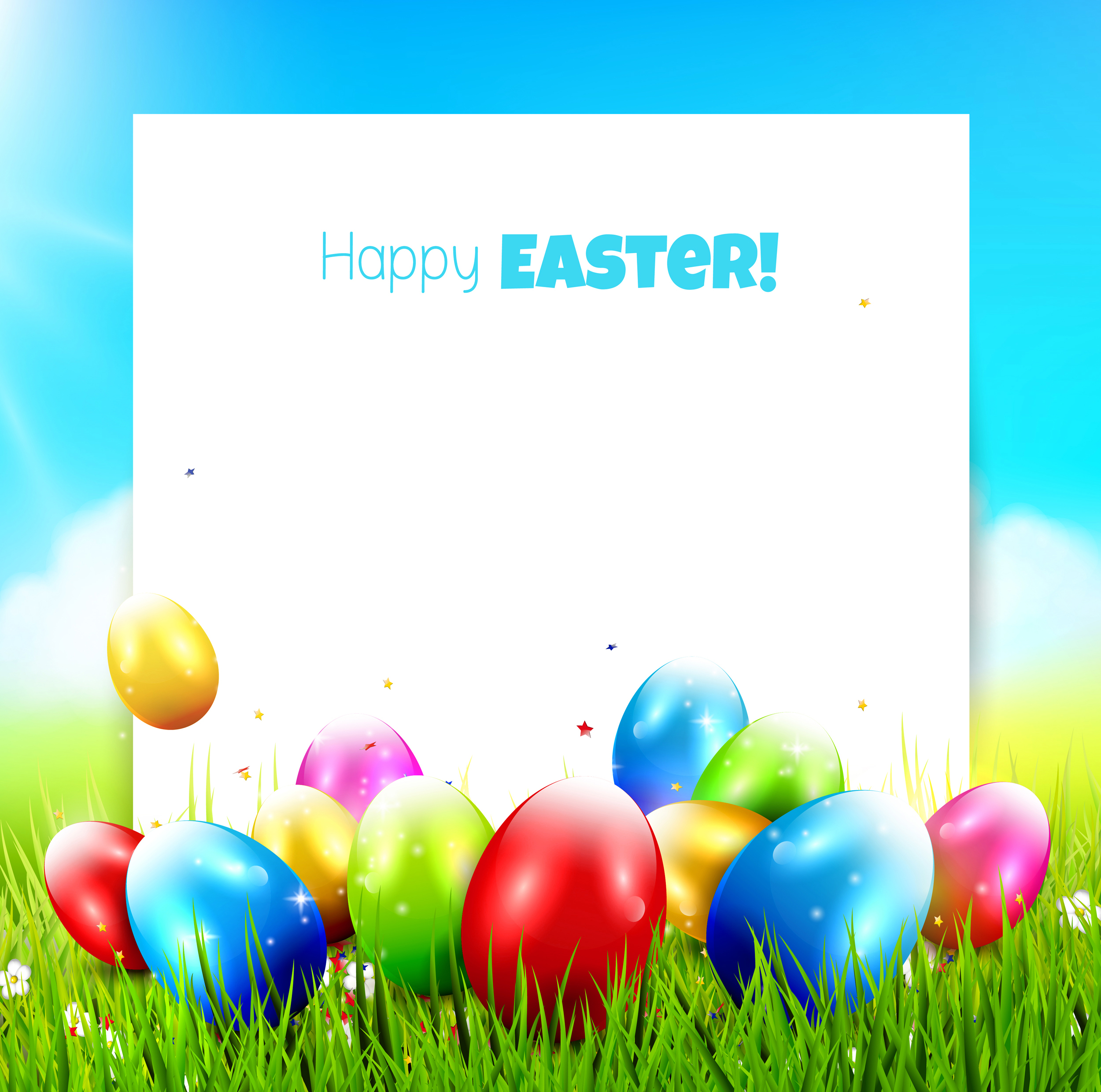 Gallery For gt Easter Background 2500x2480