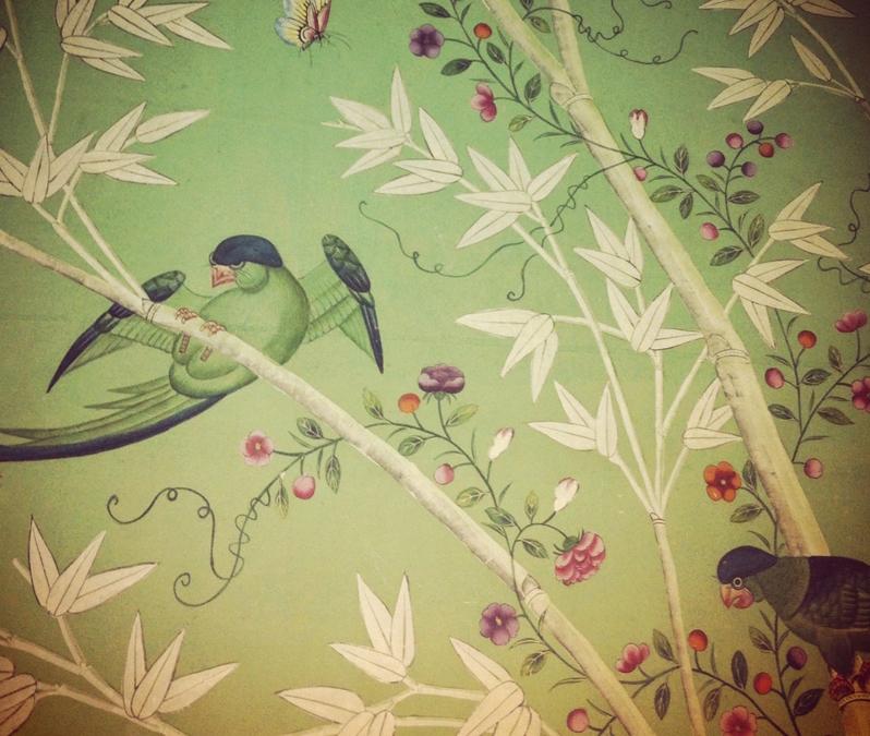 Bird Wallpaper Designs Pattern bird delight 798x675