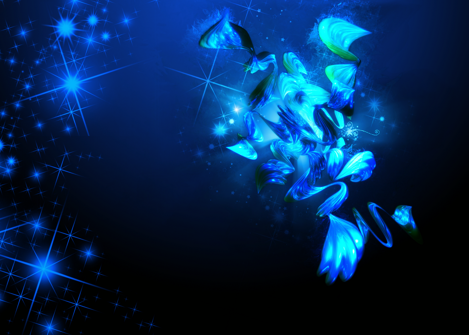 Black and blue hd wallpaper wallpapersafari for Blue wallpaper designs