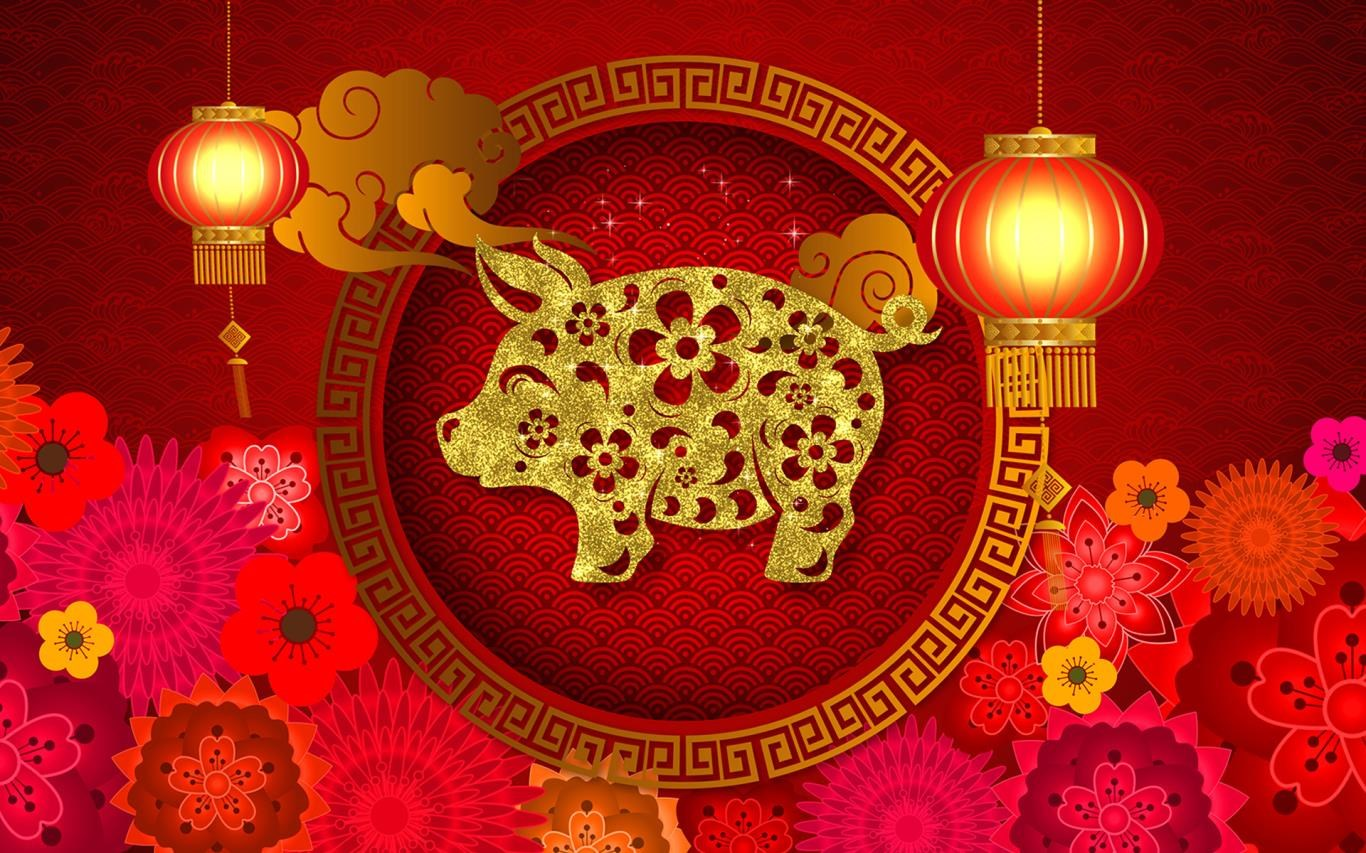 New Windows 10 Wallpapers Are in to Celebrate Chinese New Year 1366x853