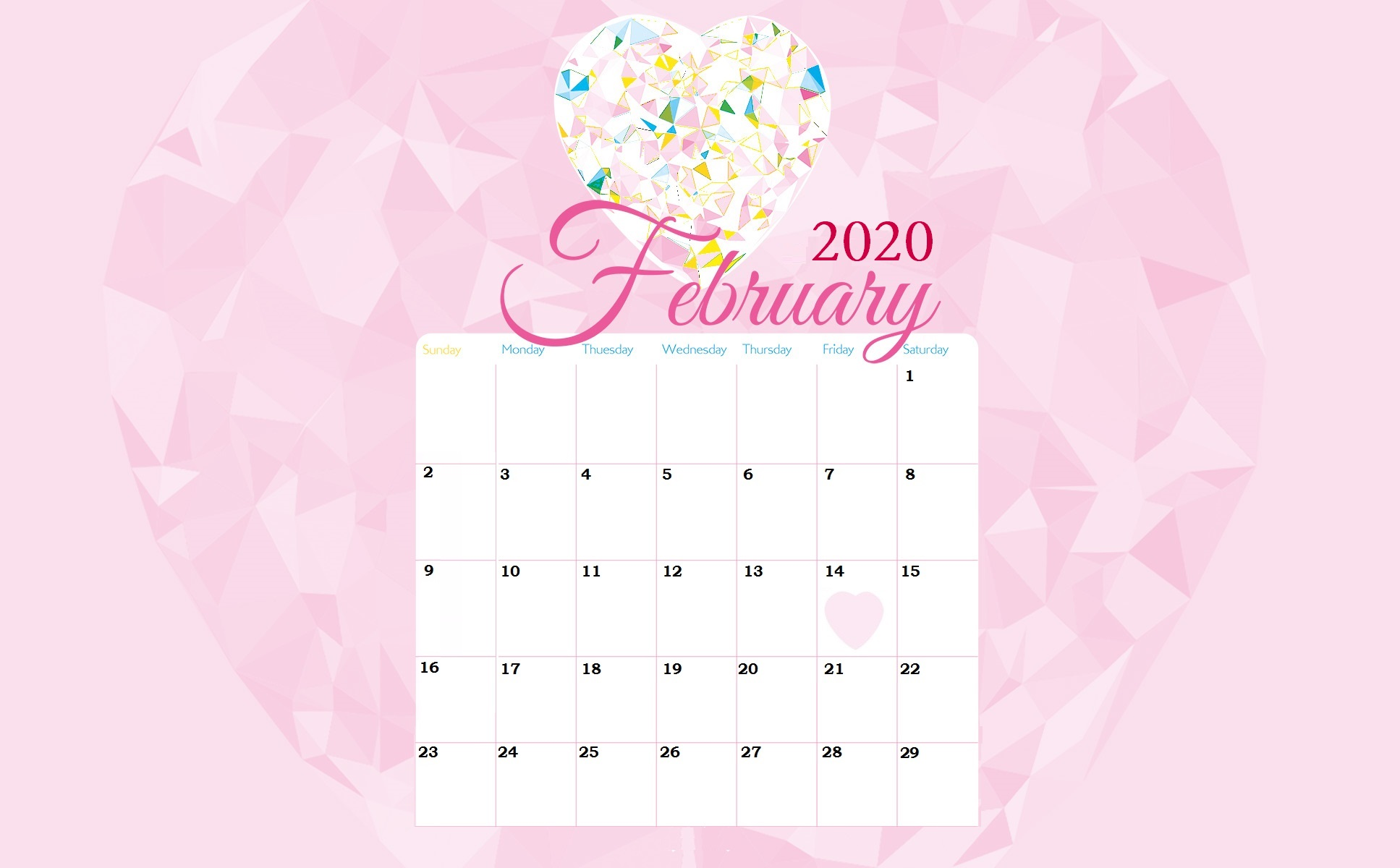 Desktop 2020 Calendar Wallpaper Max Calendars 1935x1200