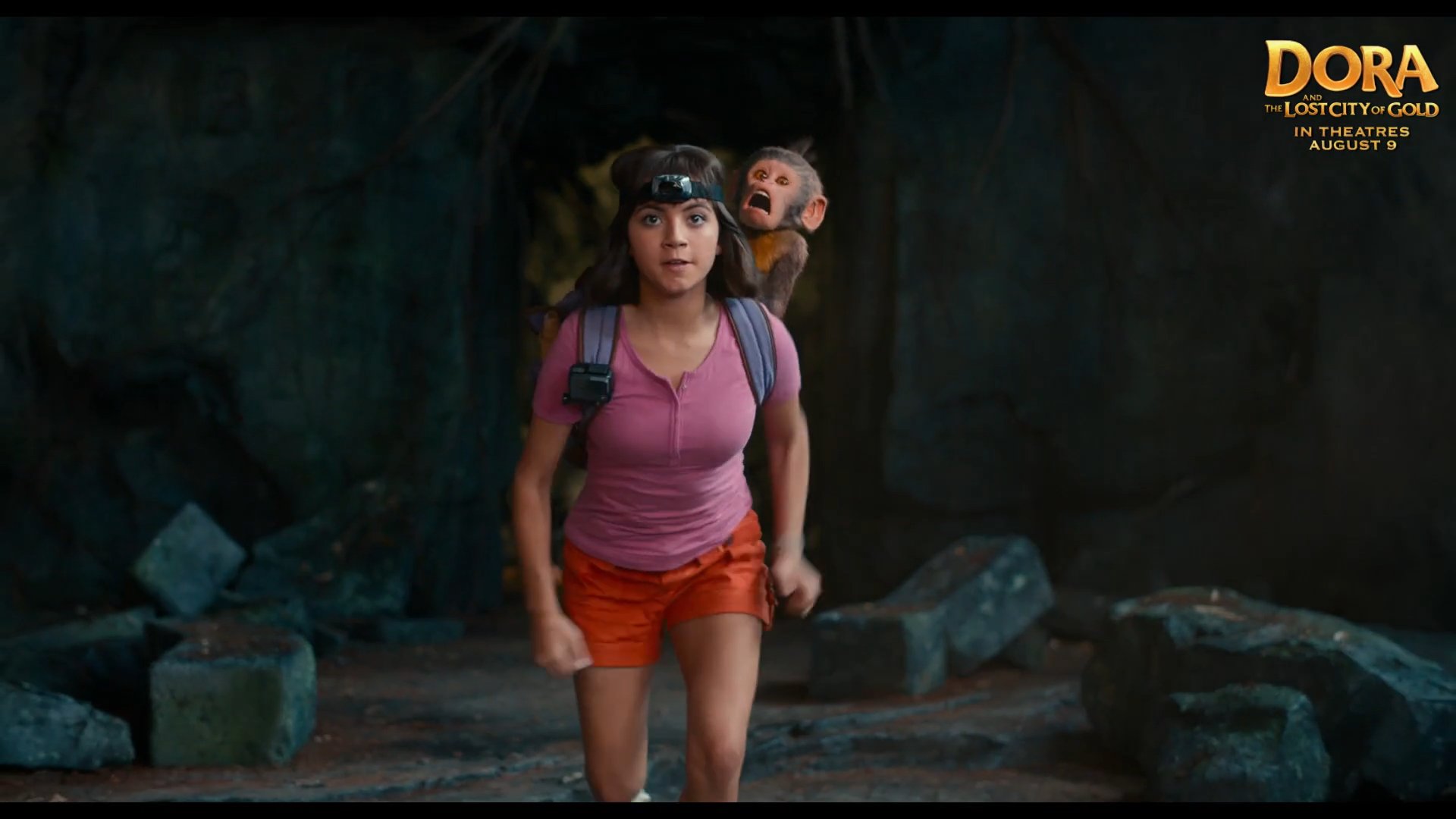 Dora and the Lost City of Gold 2019   IMDb 1920x1080