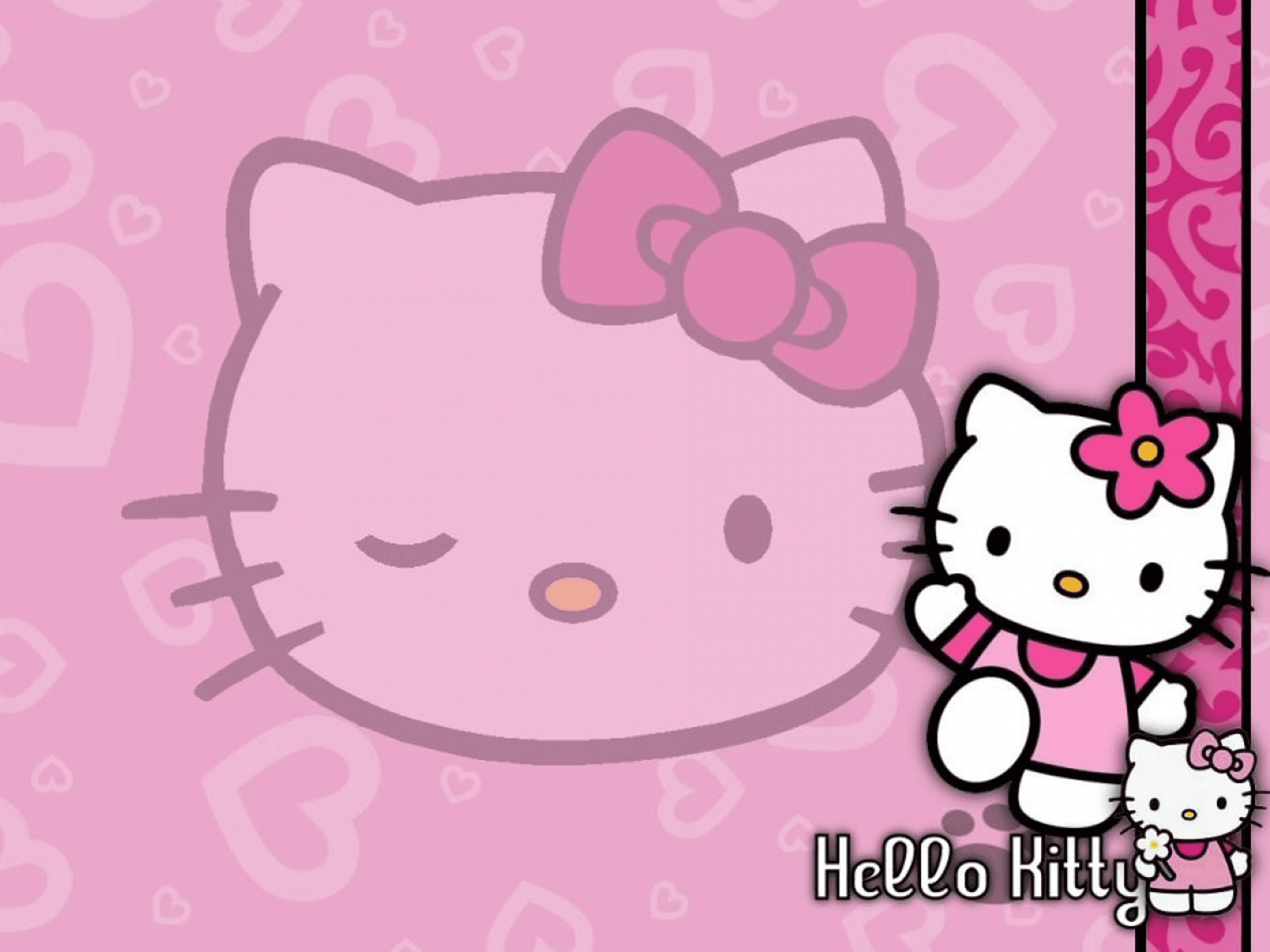 The Top Hello Kitty Wallpapers 2000x1500