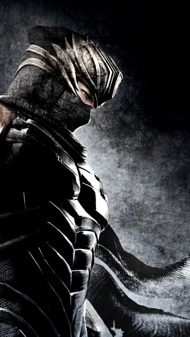Ninja Gaiden iPhone 5 Wallpaper HD   Download iPhoneWalls 640x1136