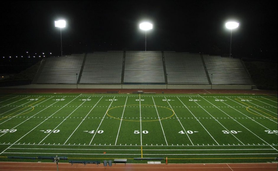 Football Stadium Lights Background Stadium lighting synthetic 942x578