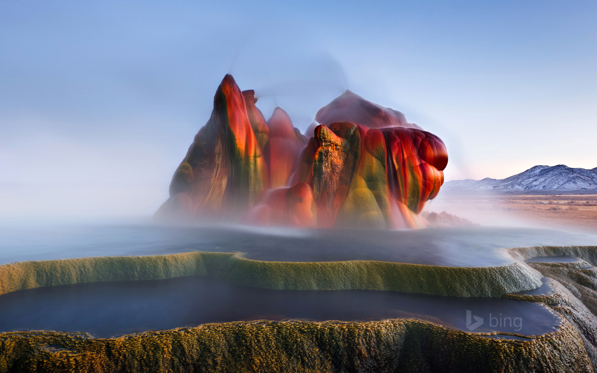 Fly Geyser Wallpapers and Background Images   stmednet 1920x1200
