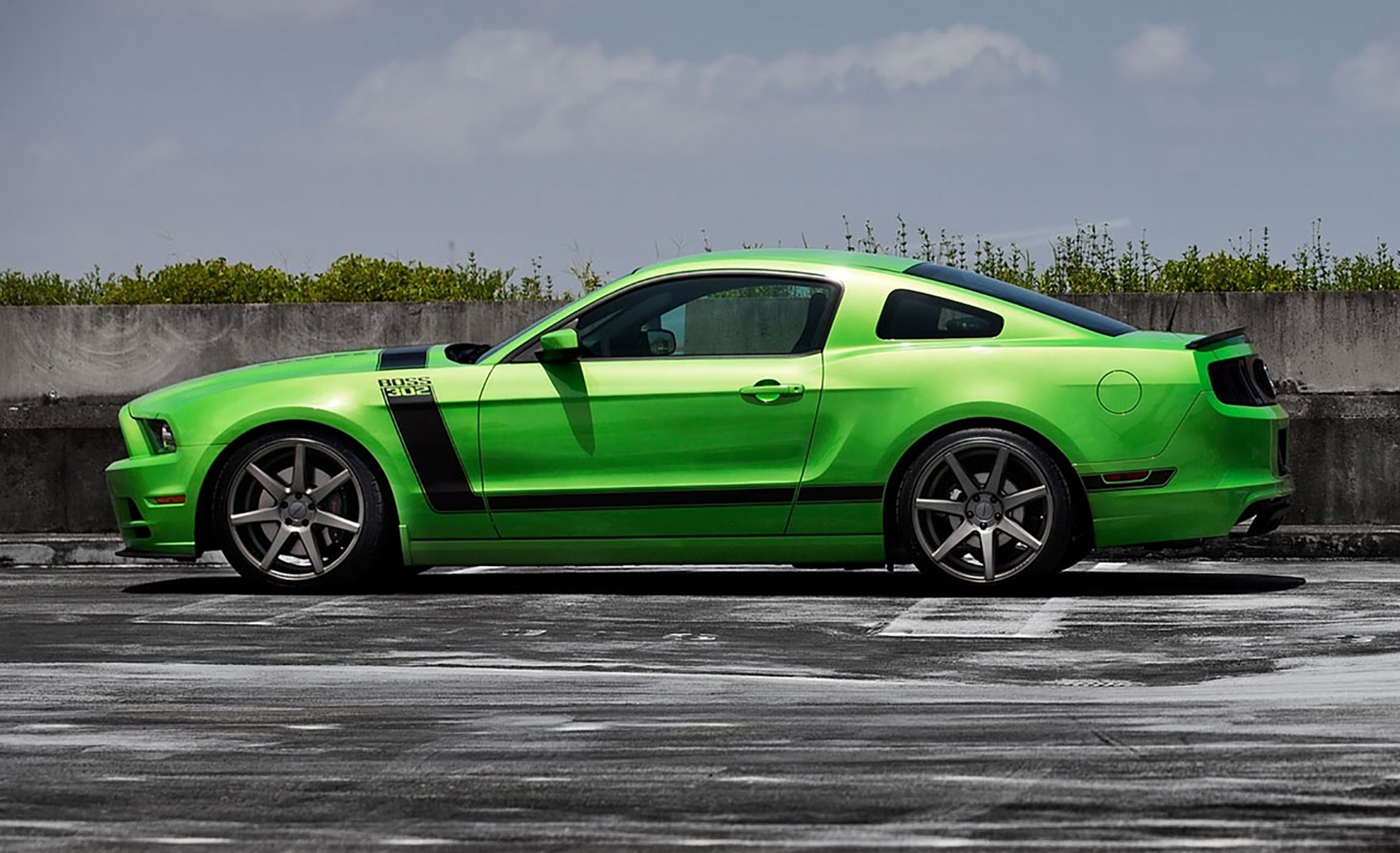 Ford Mustang Boss 302 Wallpaper WallpaperSafari