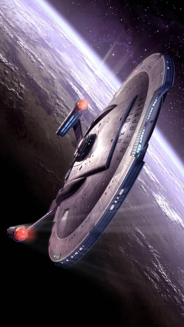 Star Trek Iphone Wallpaper Wallpapersafari