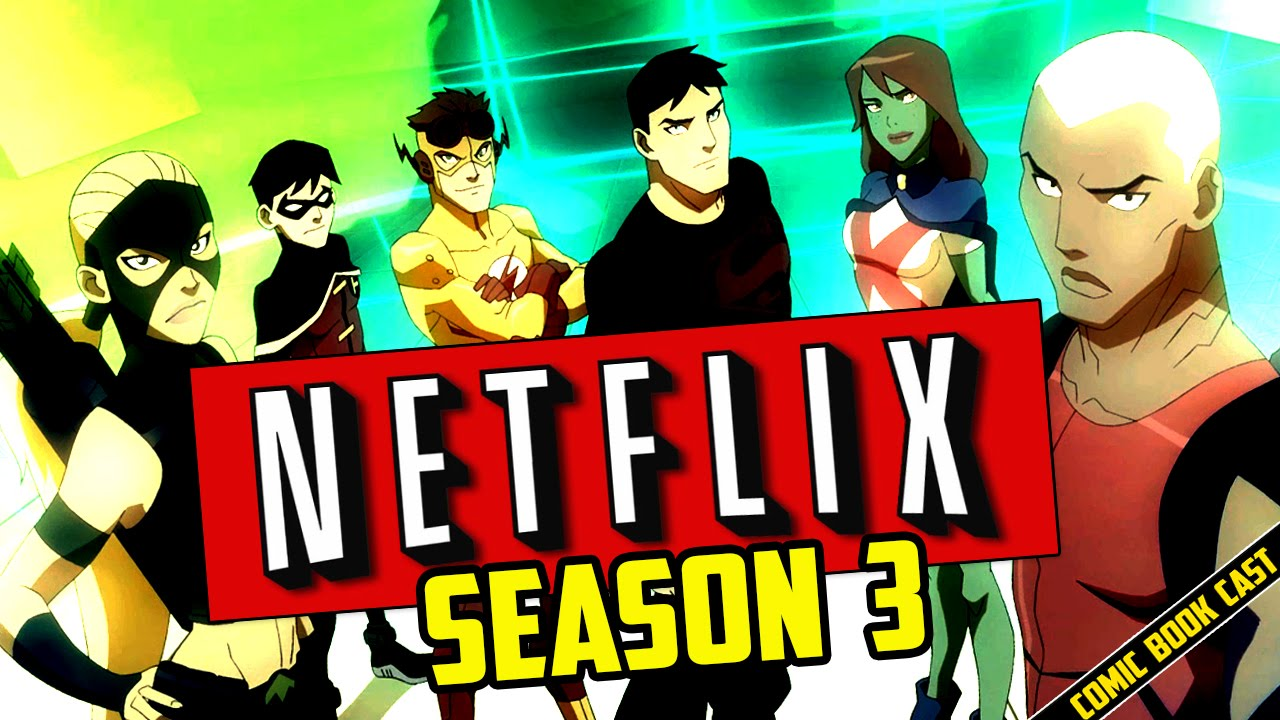 TV Show Young Justice wallpapers Desktop Phone Tablet 1280x720