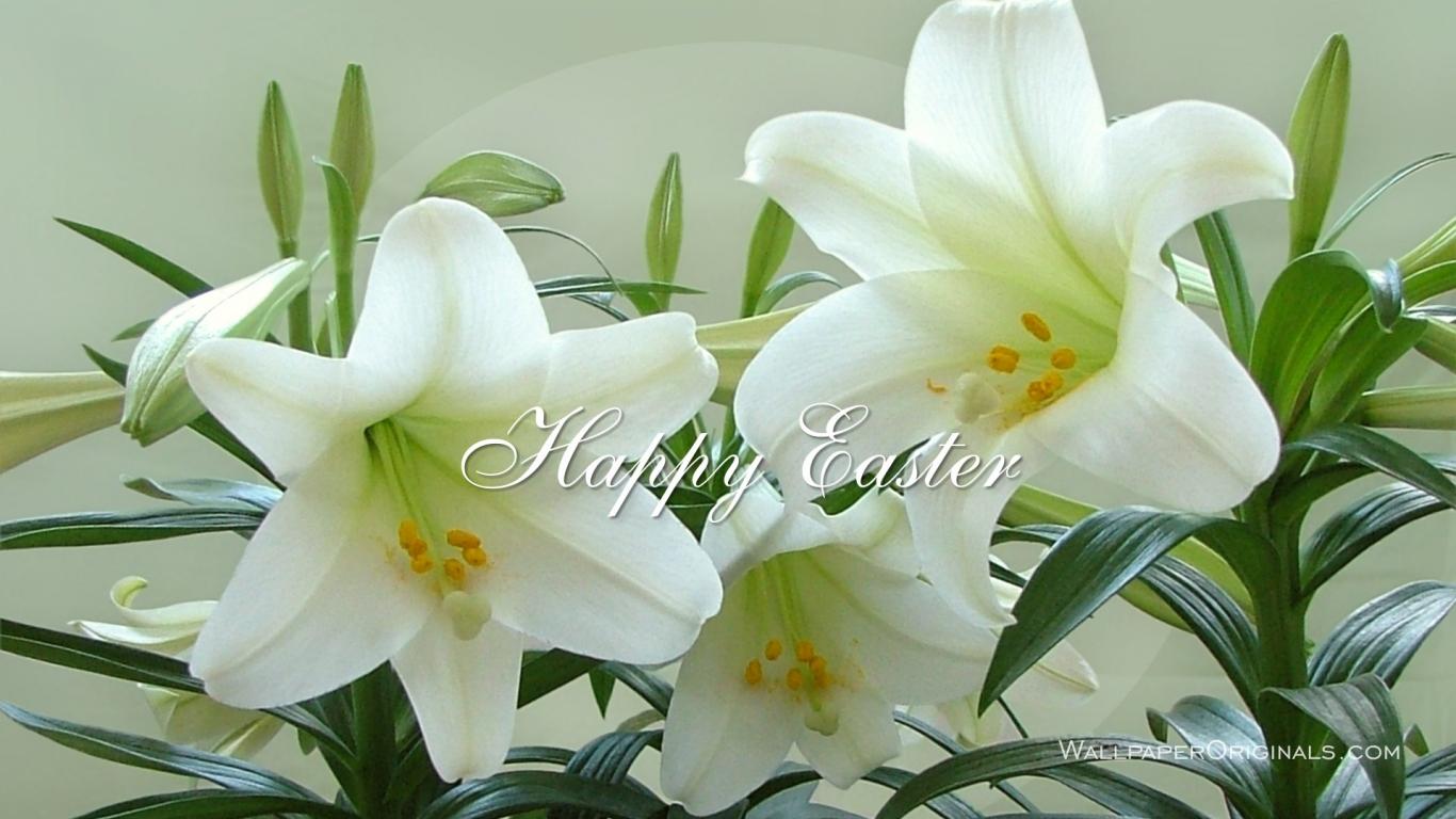 Christian Easter Desktop Wallpaper 1366x768