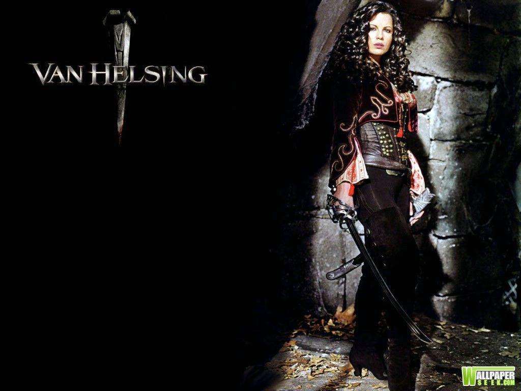 Kate Beckinsale Van Helsing Wallpapers 1024x768